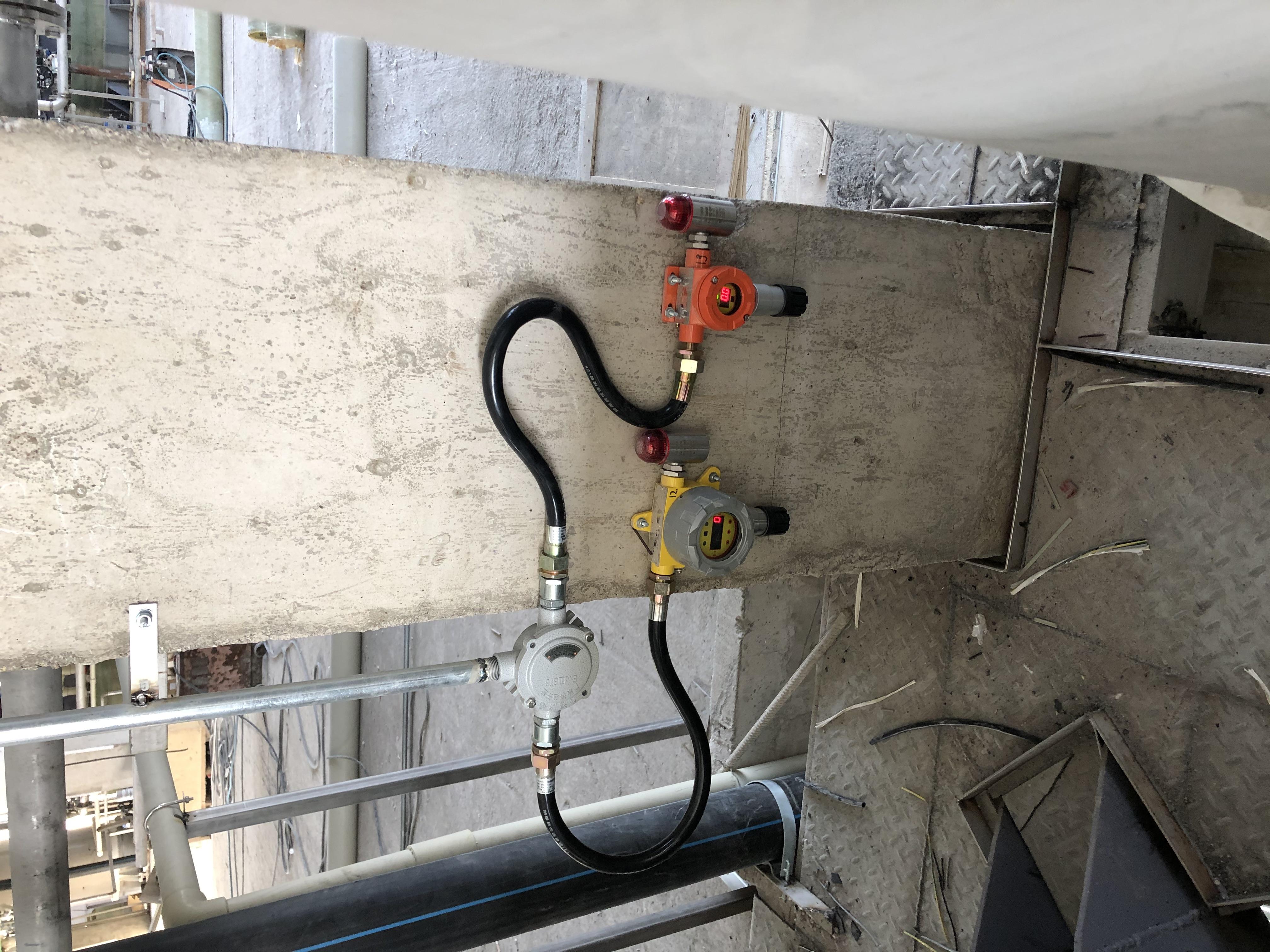 二氧化硫检测报警器的应用范围是什么
